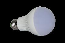 Bóng đèn Led thân nhựa 3W