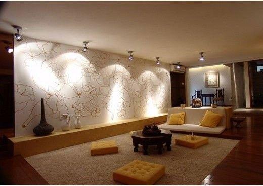 Đèn led thanh ray xoay 360 độ tạo điểm nhấn đặc biệt cho phòng khách